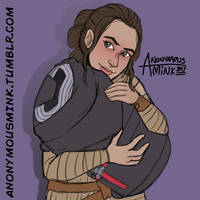 Reylo: Tsumbody Once Told Me by AnonymousMink