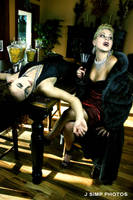 Vampiress by jakesimp321