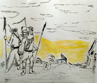 Nomad by jemenik