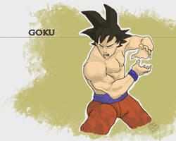 G for Goku by SuperJV