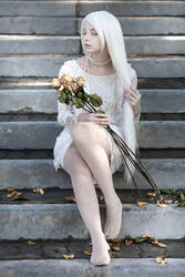 Albino by NateKaranlit