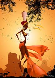 Africa by vandersonvieira