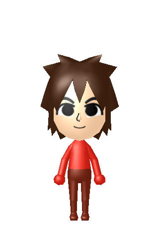 Mii - Mike by mike1967-now