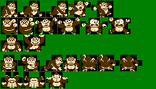 Modern Donkey Kong NES by mike1967-now
