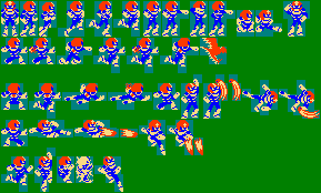 Captain Falcon NES by mike1967-now