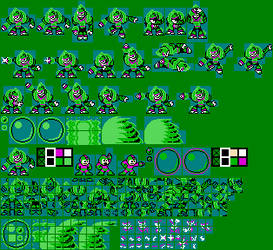 Acid Man NES by mike1967-now