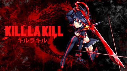Kill La Kill Wallpaper by LiamBobykl