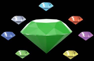 The Super Emeralds by LiamBobykl