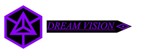 Dream Vision Logo (New and Improved) by LiamBobykl