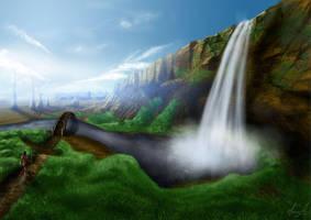 Lara's Journey. by miqueias