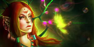 Elf Dream III by Insaro