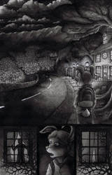 Page 8: Inkwashed by Benjamin-the-Fox