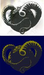 The Lamprey Logo by Benjamin-the-Fox