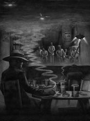 Blues Club by Benjamin-the-Fox