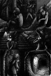 Issue 3: Page 22 THE LAST PAAAAAAAAAAAAAAAAAAAAAA- by Benjamin-the-Fox