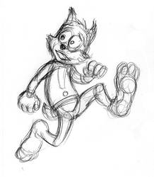 Bubsy by Benjamin-the-Fox