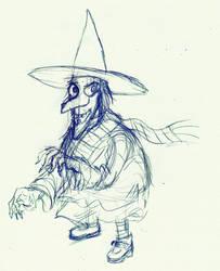 Gruntilda by Benjamin-the-Fox