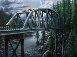 bridge V1 by Benjamin-the-Fox