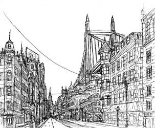 The Street by Benjamin-the-Fox