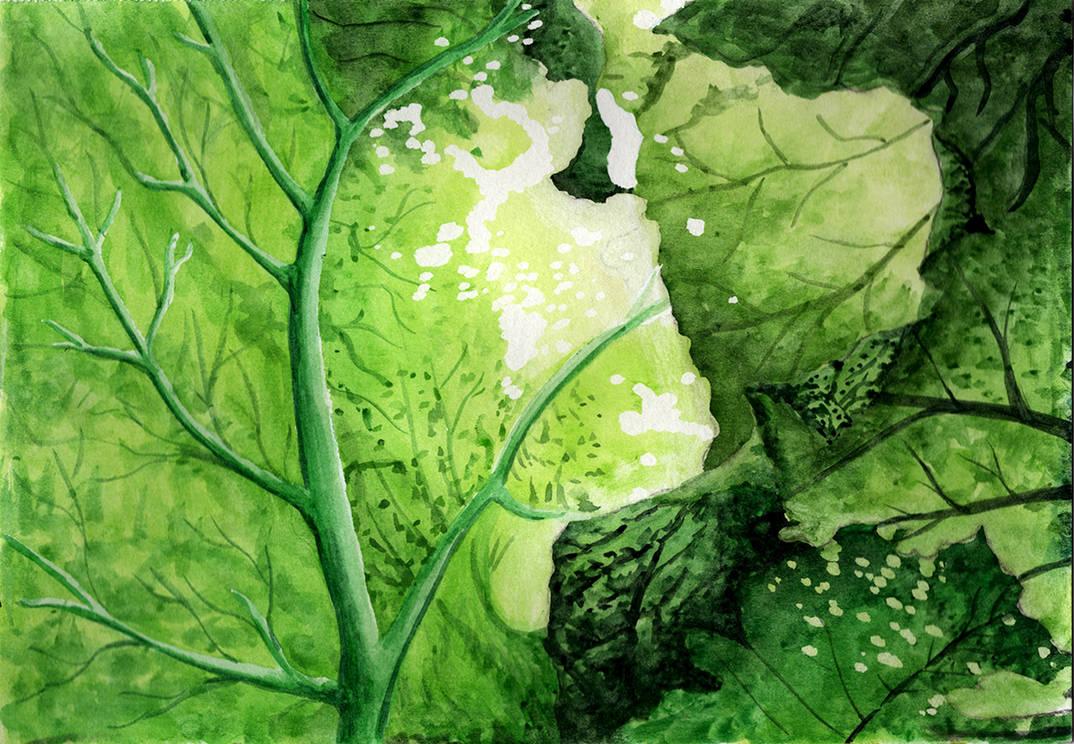 Leaves by Benjamin-the-Fox