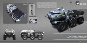 Modular ATV by AlexeyVector