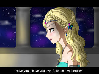 Celestial Genesis: Aremitha Fake Screenshot by artycomicfangirl