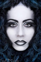 white glamour II by Sivali-Delirium