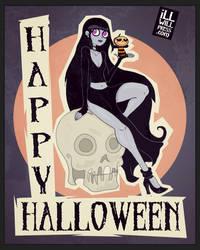Happy Halloween  by jimathers
