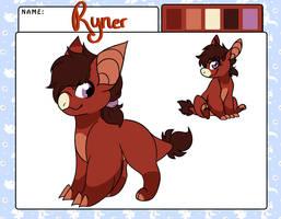 Ryner by CocoaAkeelahKitten