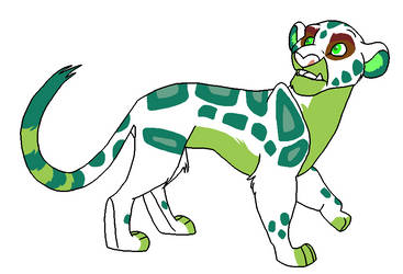 Leopard Base by Witch-Doctais46