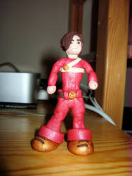 Fall Out boy Pete figurine 2 by Emmuska