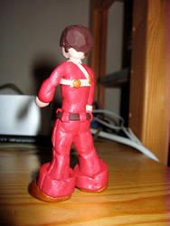 Fall Out boy Pete figurine 3 by Emmuska