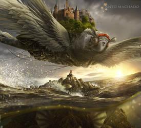 Dream Big 2 by Antoshines