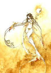 carrying light by Katari-Katarina