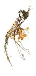 the blade of grass by Katari-Katarina