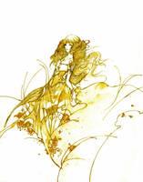 summer lady by Katari-Katarina