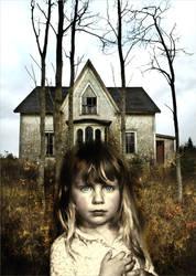 Little Girl Lost by bookbabie