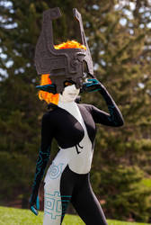 Midna - The Legend of Zelda Twilight Princess by I-am-perry