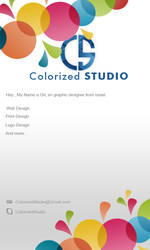 ColorizedSTUDIO Journal by Color-Art