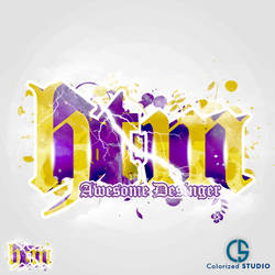 HTM Logo by Color-Art