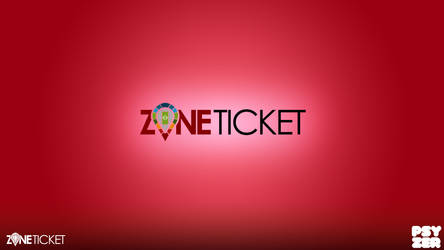 Zone Ticket by Color-Art