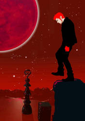 Red Moon by meeme67