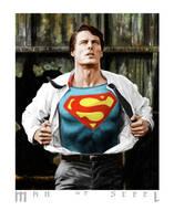 Man Of Steel by avix
