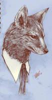 Mr. Fox by Eeeevi