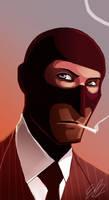 RED Spy by Eeeevi