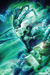 League of Legends - THRESH by yanimator