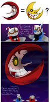 Cuphead: The Moon by PsySon