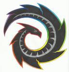 Dragon Symbol by AmericanBlackSerpent