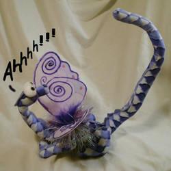 Neurotic Fairy Dragon by sandrabong
