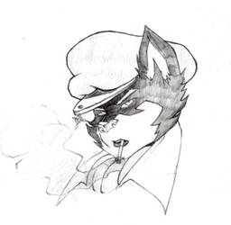 Bullseye Headshot by faogwolf